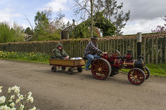 IMG_1969 (Kev Gregory (General)) Tags: show public canon shopping garden model events centre year sunday traction engine engineering run exhibit hobby steam where final 7d april third around held visitors gregory neighbour kev 24th preparation spalding 2016 springfields