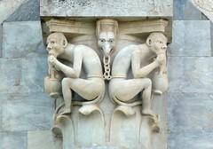 20150610-003F (m-klueber.de) Tags: italien italia dom pisa relief campanile duomo toscana turm toskana 2015 schiefer romanisch romanik mkbildkatalog 20150610 20150610003f