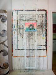 DSC09462 (scott_waterman) Tags: ink watercolor painting paper studio lotus gouache vie lotusflower scottwaterman