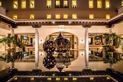 Nights at the Hilton (Thomas Hawk) Tags: vacation architecture mexico hotel cabo hilton resort bajacalifornia baja cabosanlucas loscabos fav10 fav25 hiltonloscabos loscaboshilton
