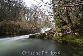 Another Long Expo expirment - Waterfall in Lake district