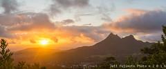 Olomana Sunrise (j . f o o j) Tags: windward kailua olomana nikkor50mmf12ais ahiki pakui nikond610