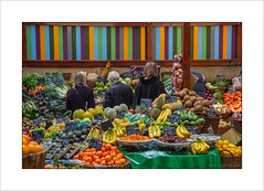 The Rainbow Market (andyrousephotography) Tags: fish game colour london market meat spices bakery poultry boroughmarket seafood taste dairy stalls smells confectionery charcuterie