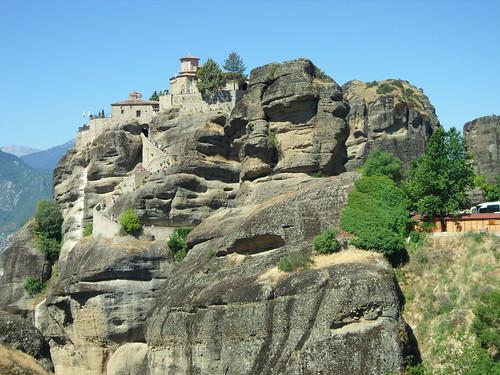 "Monasterio de Varlaam en Meteora <a style=""margin-left:10px; font-size:0.8em;"" href=""http://www.flickr.com/photos/141744890@N04/26327500145/"" target=""_blank"">@flickr</a>"