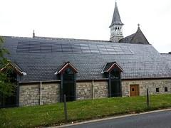 Church solar slate (C) Solarcentury