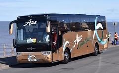 A2CNX  Aziz Coach Service, Birmingham (highlandreiver) Tags: bus coach birmingham rally lancashire service van blackpool a2 coaches scania aziz cnx hool a2cnx