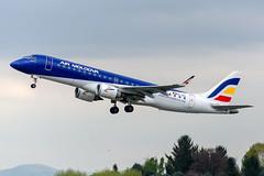 ER-ECC (MikeAlphaTango) Tags: airplane torino airport aircraft aviation air turin avion chisinau moldova embraer