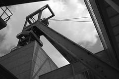 DSC_0163 (gero.skorne) Tags: essen kohle unesco nrw schwarzweiss industrie ruhrgebiet zollverein zeche ruhrpott welterbe industriekultur bergbau steinkohle