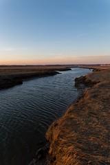 Beautiful sunset at Hammonasset State Park. (Al Kulla Photos) Tags: park sunset nature canon landscape state ct hammonasset