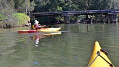 Kayaking on the Tuross River - Eurobodalla Shire (John Panneman Photography) Tags: water river nikon kayak australia kayaking nsw shire d610 tuross panneman eurobodalla