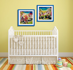 Dcor bb (Marika Lemay) Tags: baby white cute green home lamp childhood yellow wall comfortable modern carpet toys design 3d kid bed bedroom beige colorful child apartment bright contemporary interior render empty room nursery decoration indoor nobody front crib rug frontal decor cradle playroom russianfederation