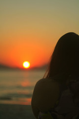 Warmth and Silence (Rodrigo Neves - Catching up with your great work s) Tags: sunset pordosol praia riodejaneiro canon eos 350d m42 rebelxt russian 58mm manualfocus helios adao helios44 44m4 errejota