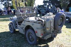 OC  842 (ambodavenz) Tags: new jeep military south utility canterbury zealand vehicle mb willys rangitata