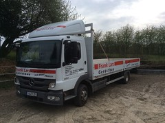 MB Atego 824 (Vehicle Tim) Tags: truck mercedes mb lkw laster atego pritsche