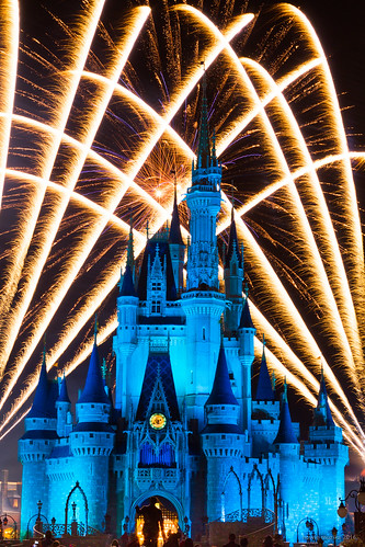 Wishes Over Cinderella Castle