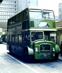 Slide 044-05 (Steve Guess) Tags: uk bus green bristol scotland edinburgh scottish gb eastern omnibus lothian ecw lodekka