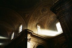 (Marco Antonecchia) Tags: church yashica yashicat3 fujicolor fujifilm ferrara cattedrale cathedral light analog streetphotography film 35mm filmisnotdead sangiorgio filmphotography