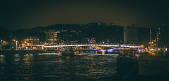 La Meuse & The Citadel (Falcdragon) Tags: city night river de belgium 55mm maas liege tone meuse lige ilce7 sonya7alpha sonyzeisssonnarfe1855mza sonyzeisssonnarfe1855mmza
