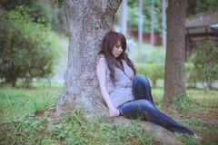 _DSC6490 () Tags: portrait woman cute beauty nikon bokeh kawaii brunette charming  58mm  taoyuan nocturne  f12      manuallens lovemoment  noct     d3s  asphericlens ainoctnikkor58mmf12 notoveryou  2010201011