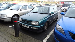 1997 Volkswagen Golf VR6 (>Tiarnán 21<) Tags: 1997 vr6 p873kwg golf vw