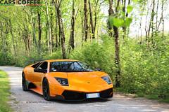 Jungle (Diego Bonometti) Tags: italy orange cars car canon photography photo super lp coffe lamborghini brescia supercar sv bonny murcielago 670 v12 veloce 2015 superveloce lp670 bonnny