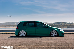 IMG_2062 (VinhmanPhoto) Tags: street tarmac golf dance euro low wrap australia melbourne cover gti emerald stance volkwagon lowlife bagged kenblock speedhunters stancenation fifteenfiftytwo