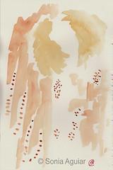 """Allegro"" (Sonia Aguiar (Mallorca)) Tags: abstract art watercolor artwork originalartwork watercolour acuarela newwork allegro aquarell colorespastel abstractwatercolor acuarelaabstracta"
