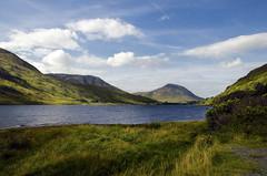 Kylemore Lough (Nix Alba) Tags: ireland lake galway nature outdoors landscapes lough valley kylemore