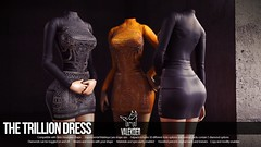 [VALE KOER] THE TRILLION DRESS (VALE KOER) Tags: life diamonds dress vale second glam vk maitreya koer slink kustom9
