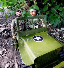GI Joe Adventure Team Jeep 1975 (atjoe1972) Tags: vintage gijoe toys actionfigure jeep retro adventure jungle empire 1975 mission 1970s 16th seventies patrol 12inch hasbro knockoff adventureteam ljn seaadventurer landadventurer atjoe1972