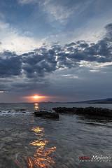 Last Light II (Alexis Methenitis) Tags: longexposure blue winter sunset sea summer sky green clouds canon reflections rocks europe day outdoor sony hellas greece gr attiki lagonisi canonef1635mmf4lisusm eosdeurope kalyviathorikou sonya7r metaboneseftoemkiii