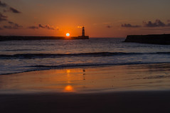 DSC05691 (davyskin46) Tags: sunrise sony slt a57 northeastofengland seahampier
