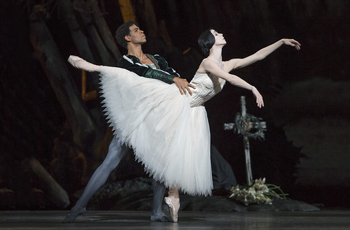 In this <em>pas de deux</em> of astonishing intensity, Giselle begs for the man who caused her death to be forgiven.
