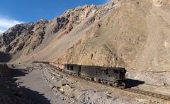 Through the canyon (david_gubler) Tags: train railway llanta potrerillos diegodealmagro ferronor