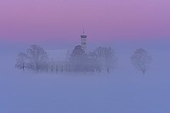 Misty Winter Morning (Achim Thomae) Tags: winter germany landscape bayern deutschland bavaria jahreszeit wintertime landschaft 2016 thomae achimthomae copyrightachimthomae