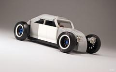 Salty Bug _04 (_Tiler) Tags: car vw race volkswagen lego hotrod vehicle ratrod volksrod