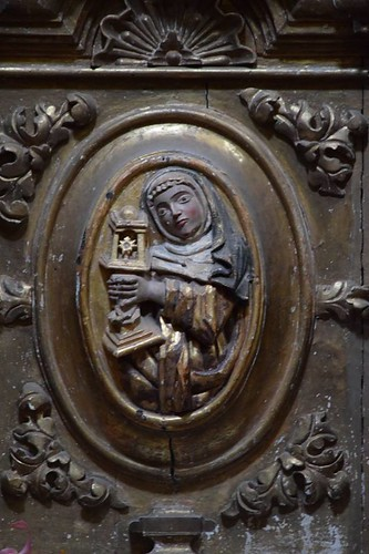 Sta. Clara de Asís, Convento y Parroquia Franciscana de Sta. Ma. Magdalena, Sn. Martín Texmelucan, Pue.