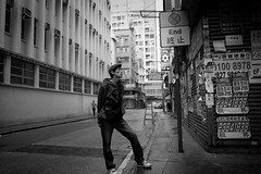 -2154 (chet wong) Tags: street people blackandwhite asian hongkong streetphotography streetlife jordan fujifilmxpro1 fujifilmxf18mmf20