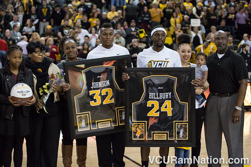VCU vs. Davidson (Senior Night)