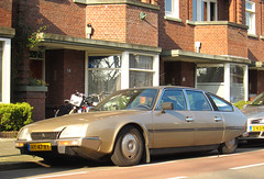 1982 Citroën CX 2000 Athéna (rvandermaar) Tags: 1982 2000 citroen citroën cx citroencx citroëncx athéna citroëncx2000 sidecode4 hy47ry