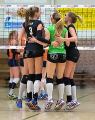 P3160427 (roel.ubels) Tags: sport volleyball volleybal apeldoorn oranje jong 2016 oefenwedstrijd topsport alterno coolen