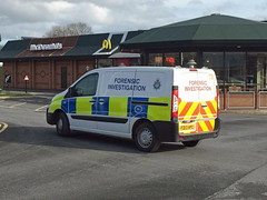 FD13 HPC (Emergency_Vehicles) Tags: park leicestershire leicester police fosse investigation forensic fd13hpc
