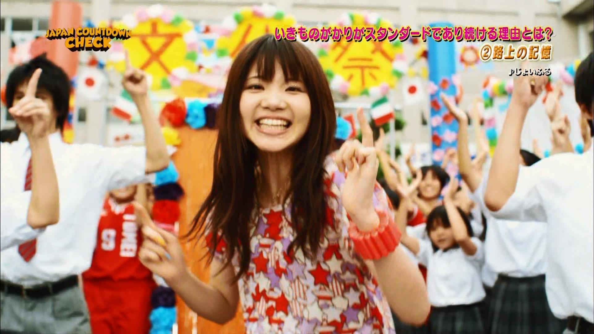 2016.03.20 いきものがかり - 10年たっても私たちはいきものがかりが大好き!日本のスタンダードであり続ける理由(JAPAN COUNTDOWN).ts_20160320_104021.791