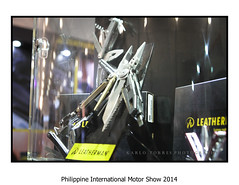 The Philippine International Motor Show 2014 (karlo torres) Tags: cars leatherman wave autoshow carshow motorshow multitool karlotorres pims2014