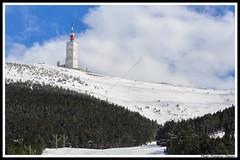 Le Mont Ventoux (Photo-Provence-Passion) Tags: nature montagne paca neige provence paysage mont vaucluse ventoux