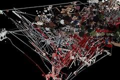HM Noispainter (METAHINGAQ) Tags: motion art festival paint live flash digitalart motioncapture generative dac actionscript