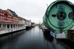 Copenhagen (Tuomo Lindfors) Tags: water copenhagen denmark nyhavn boat danmark vesi københavn vene kööpenhamina tanska colorefexpro niksoftware