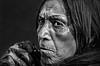 Face - exploring emotions #166 (Ales Dusa) Tags: face woman alesdusa strongcharacter streetportrait dramaticportrait ring closeup stealingshadows hanks