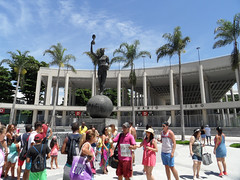 Maracana Stadium (Zarudi) Tags: riodejaniero maracanastadium estádiojornalistamáriofilho hilderaldobellini