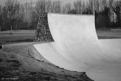 7 (wx_kev) Tags: urban blackandwhite playground essex walthamabbey townmead